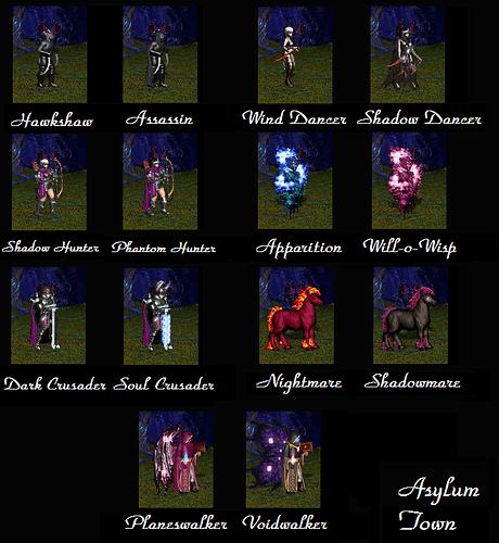 AsylumCreatures
